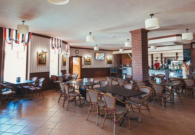 Отель Золотая Гора - Кафе