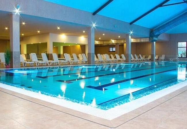 Отель Золотая Гора - Крытый бассейн