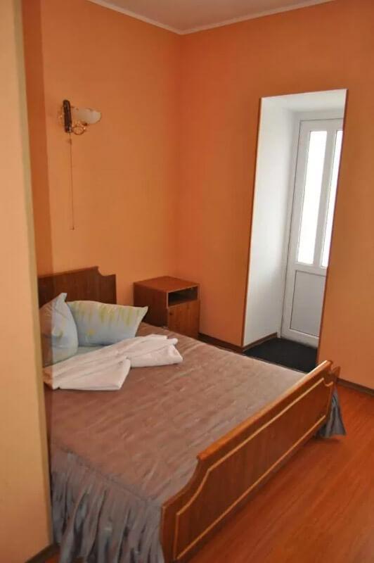 Санаторий Псел Номер LX 1мест - Спальня