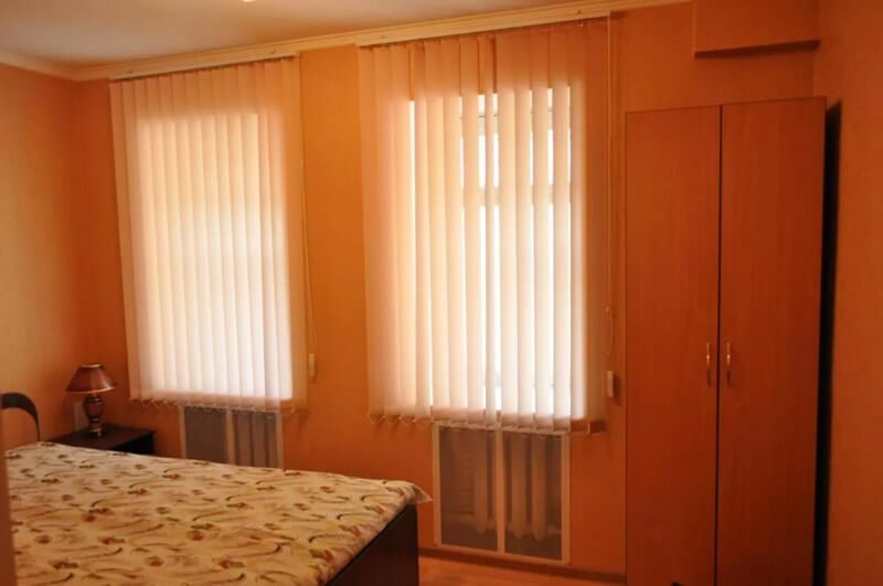 Санаторий Псел Номер LX 2к 2мест - Спальня