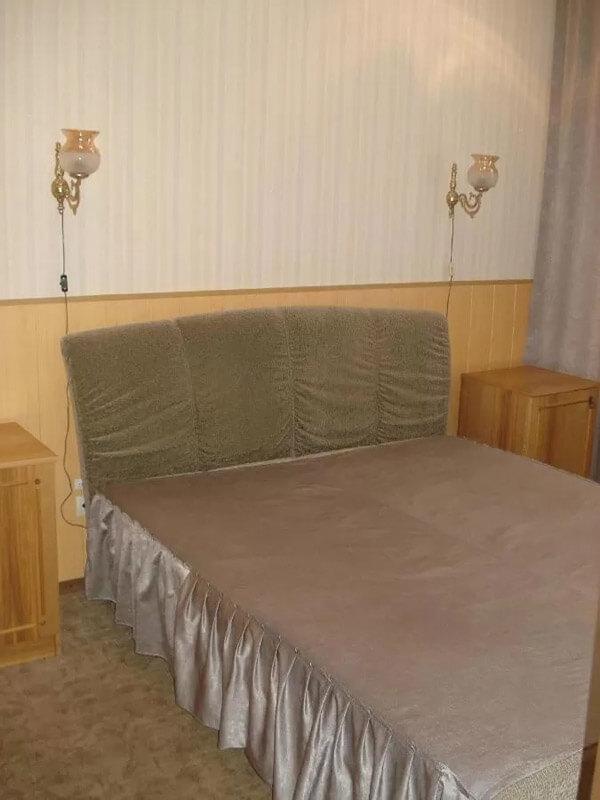 Санаторий Псел Номер LX 3к 1мест - Спальня