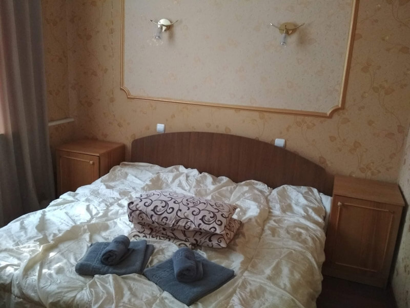 Санаторий Псел Номер LX 3к 1мест - Кровать