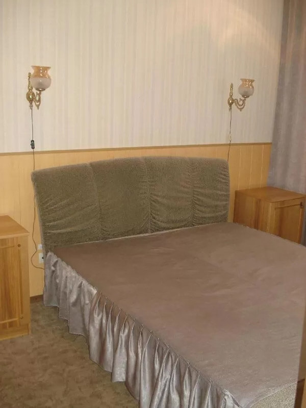 Санаторий Псел Номер LX 3к 3мест - Кровать