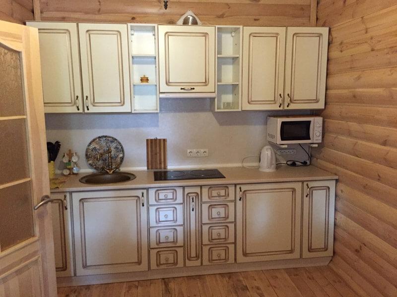 Санаторий Псел Номер Коттедж VIP - Кухня