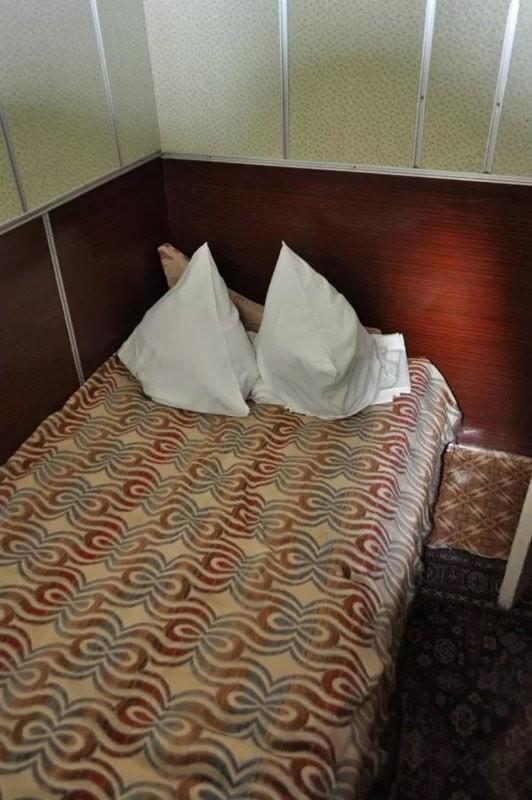 Санаторий Псел Номер Эконом 1мест - Кровать