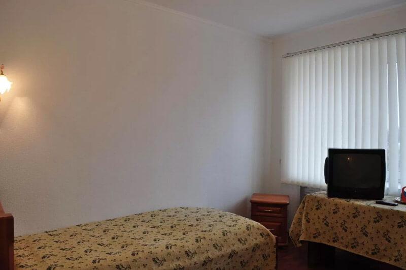 Санаторий Псел Номер ПолуLX 1мест - Спальня