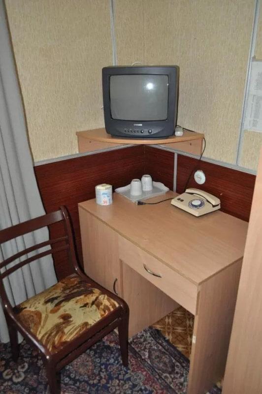 Санаторий Псел Номер СТ 1мест - Стол