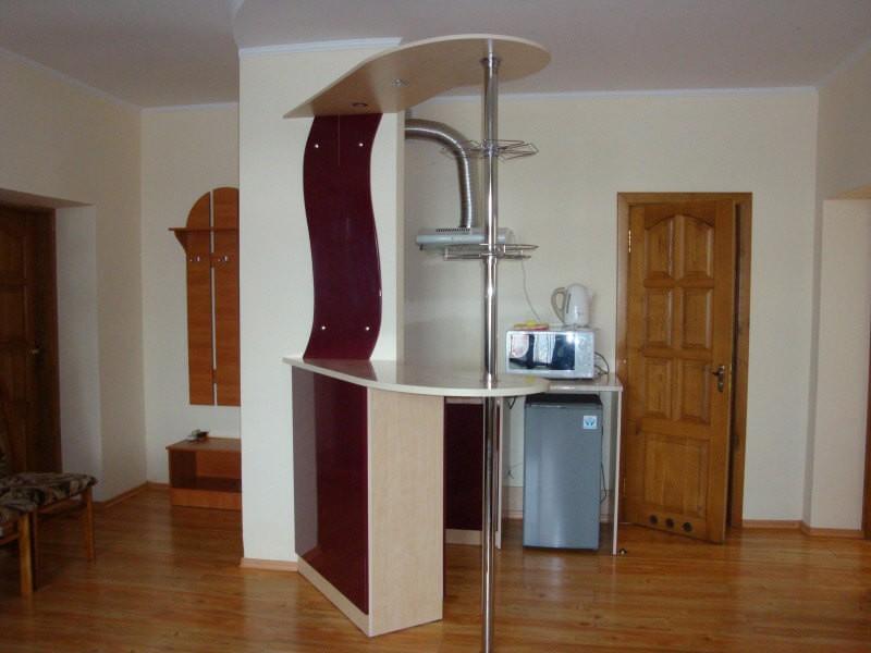 Радужный Номер AP LX 3комн. - Холодильник