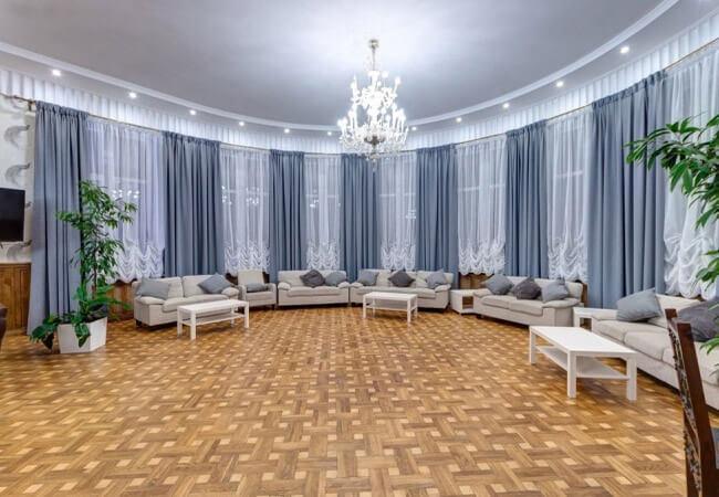 Санаторий Мраморный Дворец - Диваны