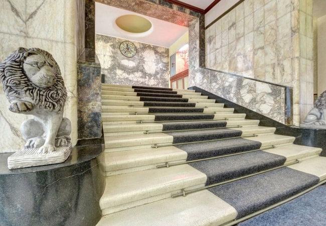 Санаторий Мраморный Дворец - Лестница