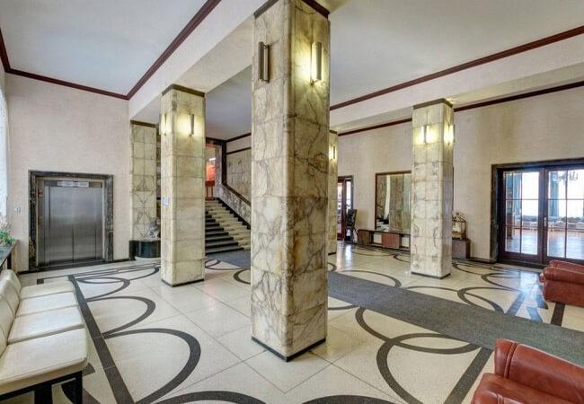 Санаторий Мраморный Дворец - Хол