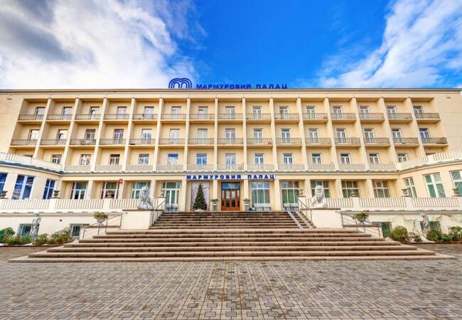 Санаторий Мраморный Дворец - Главный Корпус