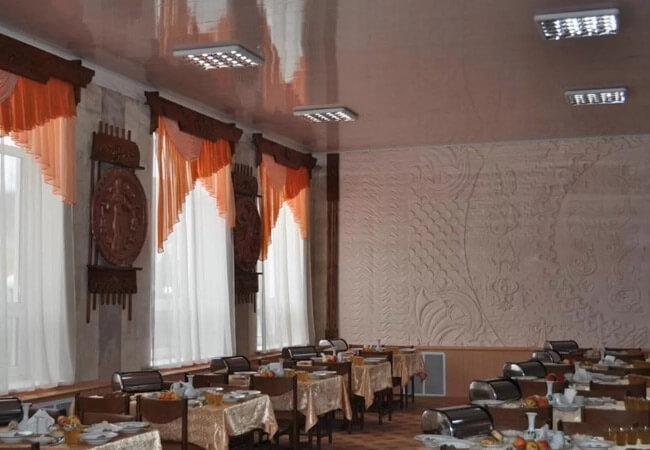Псел Велика Богачка - Столовая