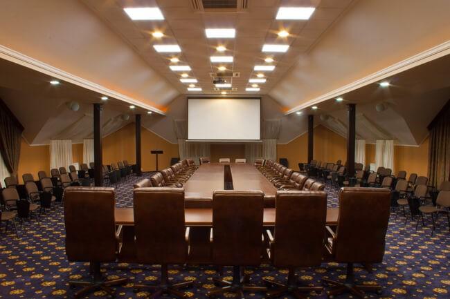 Санаторий Сольва - Конференц Зал
