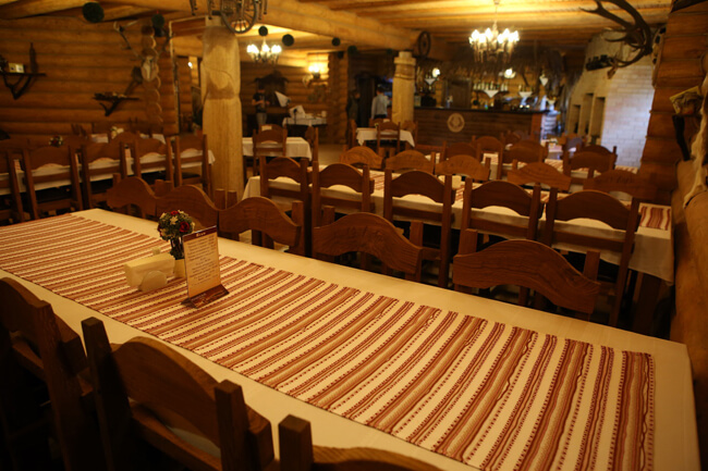 Санаторий Сольва - Ресторан