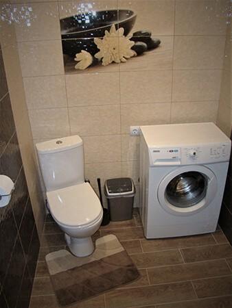 Сольва Деревянный Дом - Туалет