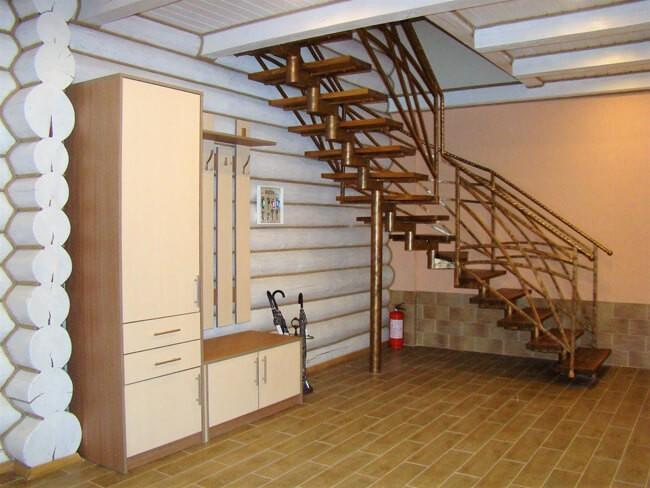 Сольва Деревянный Дом - Шкаф