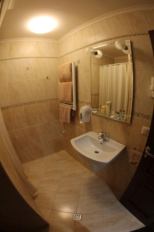 Сольва Номер ТВ Мансард - Туалет