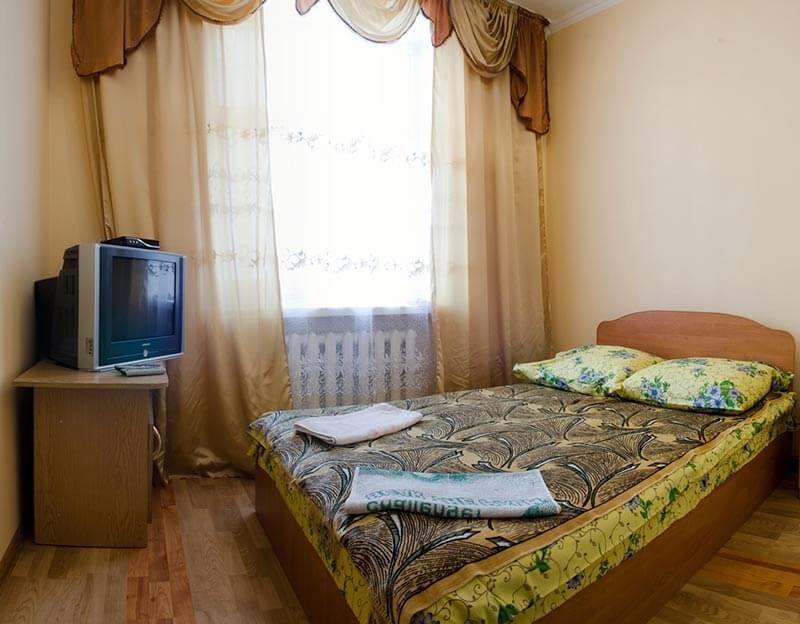 Санаторий Трембита Номер Эконом - Спальня