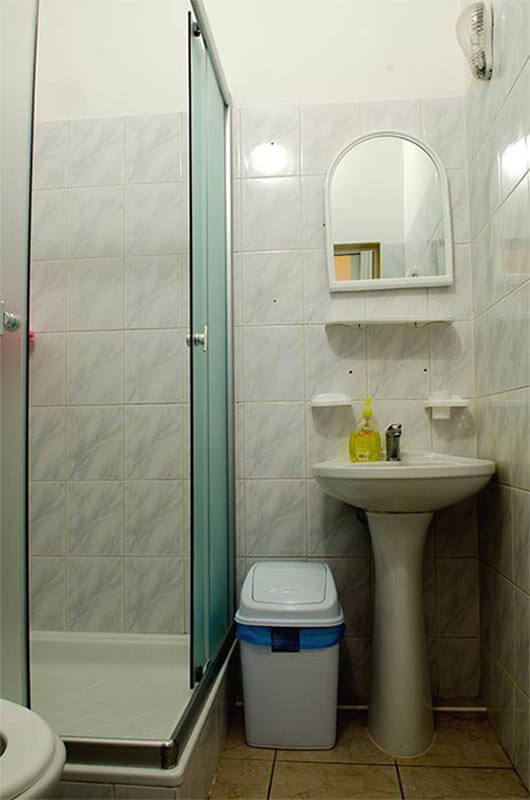 Санаторий Трембита Номер Эконом - Туалет