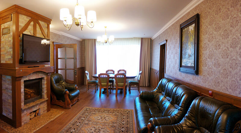 Золотая Гора Номер Аппарт. 1этаж - Диван