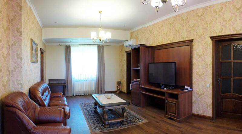 Золотая Гора Номер Аппарт. 2этаж - Телевизор