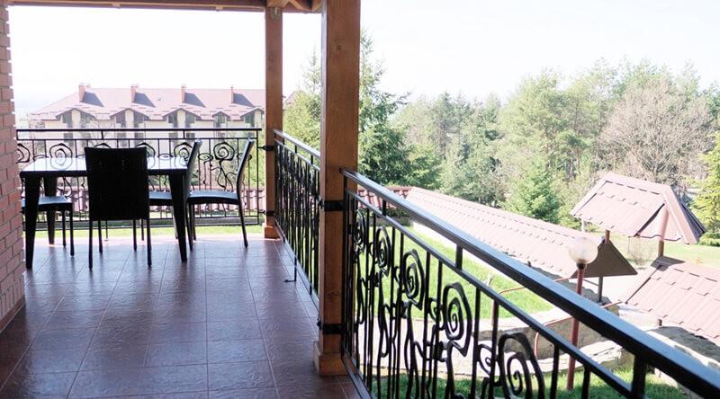 Золотая Гора Номер Аппарт. 2этаж - Балкон