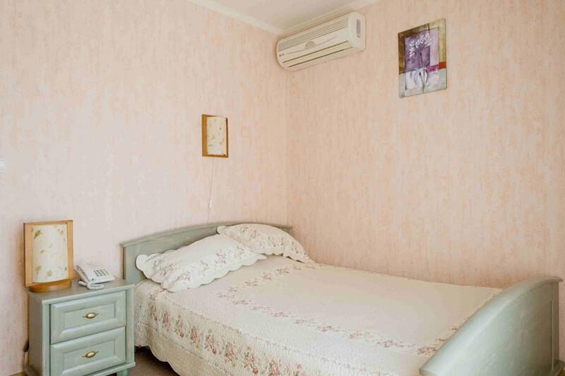 Золотая Гора Номер СТ 1мест - Спальня