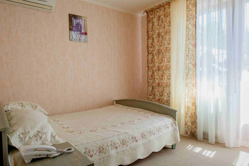 Золотая Гора Номер СТ 1мест - Кровать