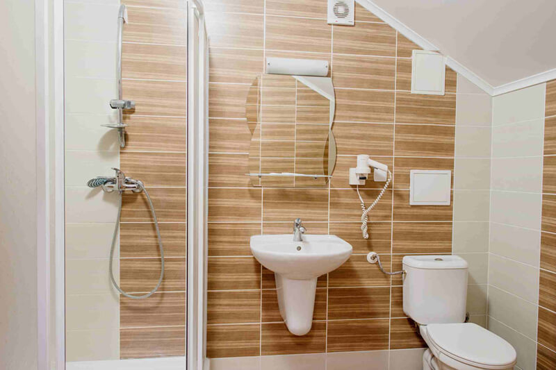 Золотая Гора Номер СТ 1мест - Туалет
