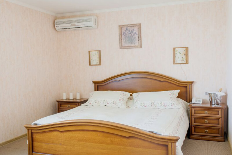 Золотая Гора Номер СТ 2мест - Спальня