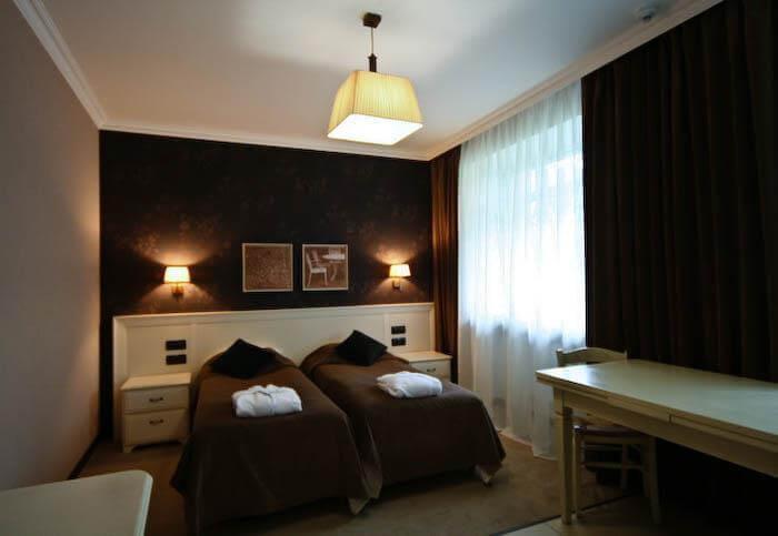 Вилла Кристина Номер Studio - Спальня