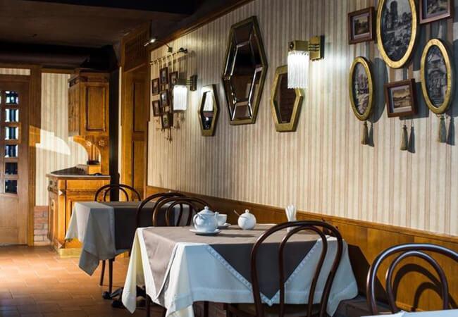 Вилла Моцарт в Трускавце - Ресторан