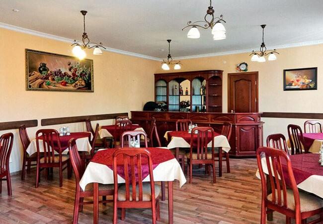 Вилла София Трускавец - Ресторан