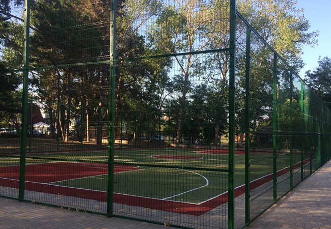 Санаторий Оризонт Сергеевка - Корт