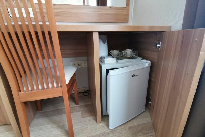 Вилла Калина Номер Comf. - Холодильник