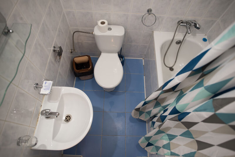 Вилла Калина Номер LX - Туалет
