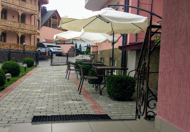 Вилла Калина Трускавец - Улица