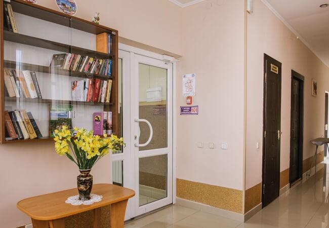 Вилла Калина Трускавец - Дверь