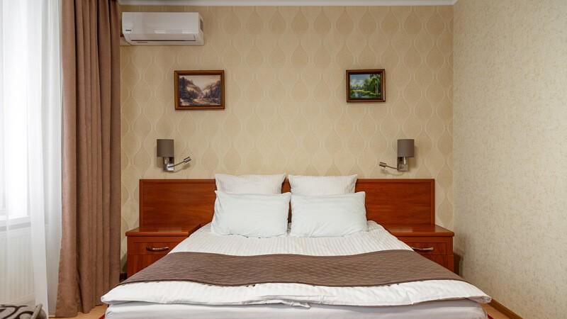 Вилла Марта Номер Superior - Кровать