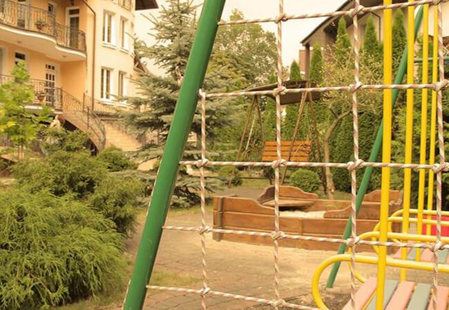 Вилла Марта Трускавец - Детская площадка