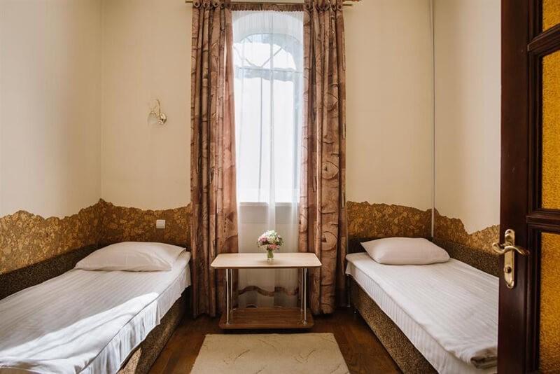 Вилла Виктория Номер СТ 2-мест - Спальня