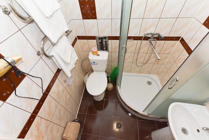 Вилла Жасмин Номер ST - Туалет