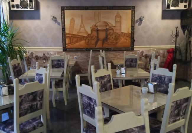 Вилла Жасмин Трускавец - Ресторан
